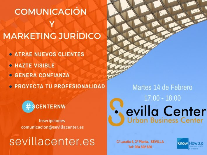 Taller Comunicación y Marketing Jurídico
