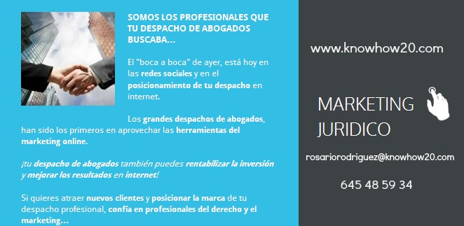 marketing juridico -sevilla